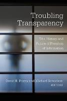 Troubling Transparency: The History...