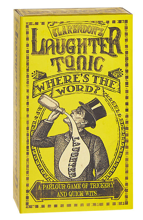 Laughter Tonic - Wheres The Word