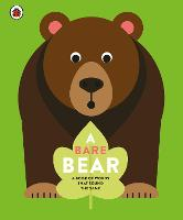 A Bare Bear: A book of words that...