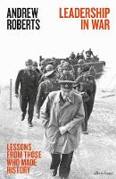 Leadership in War: Lessons from Those...