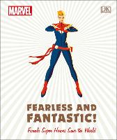 Marvel Fearless and Fantastic! Female...