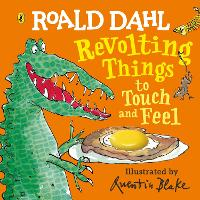 Roald Dahl: Revolting Things to Touch...