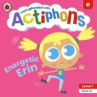 Actiphons Level 1 Book 14 Energetic Erin