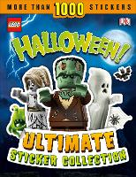 LEGO Halloween! Ultimate Sticker...