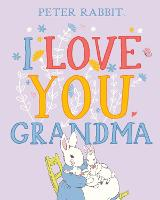 Peter Rabbit I Love You Grandma