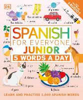 Spanish for Everyone Junior: 5 Words ...