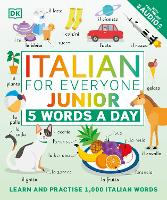 Italian for Everyone Junior: 5 Words ...