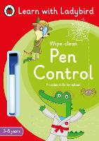 Learn with Ladybird Wipe Clean Pen...