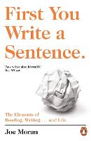 First You Write a Sentence.: The...
