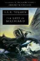 The Lays of Beleriand (The History of...