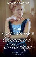 The Governess's Convenient Marriage...