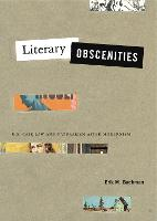 Literary Obscenities: U.S. Case Law...