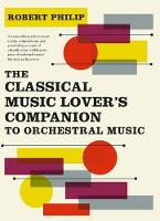 The Classical Music Lover's Companion...