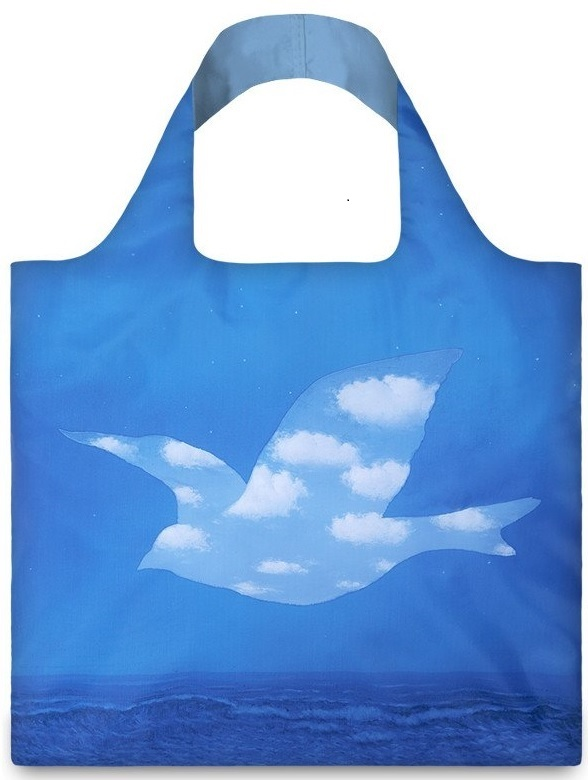 The Promise by Rene Magritte Bag
