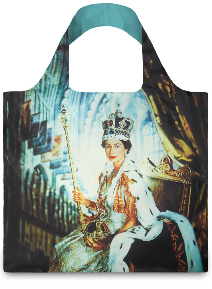 Queen Elizabeth 2nd by Cecil Beaton Bag