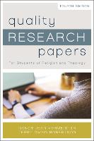 Quality Research Papers: For Students...