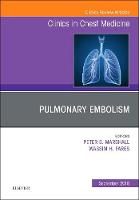 Pulmonary Embolism, An Issue of...