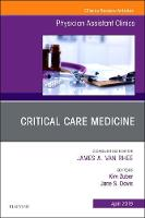 Critical Care Medicine, An Issue of...