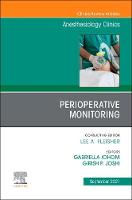 Perioperative Monitoring, An Issue of...