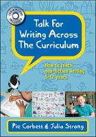 Talk for Writing across the ...