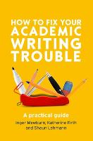 How to Fix Your Academic Writing...