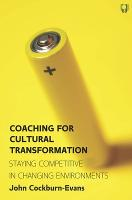Coaching for Cultural Transformation:...