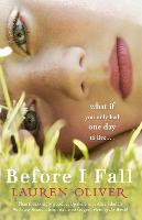 Before I Fall: From the bestselling...