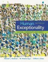 Human Exceptionality: School,...