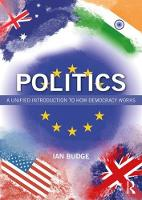 Politics: A Unified Introduction to...