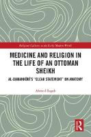 Medicine and Religion in the Life of...