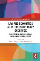 Law and Economics as ...