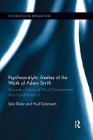 Psychoanalytic Studies of the Work of...