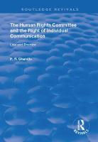 The Human Rights Committee and the...