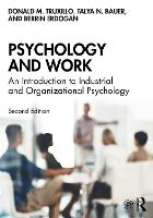 Psychology and Work: An Introduction...