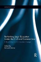 Re-thinking Legal Education under the...
