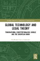 Global Technology and Legal Theory:...