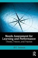 Needs Assessment for Learning and...