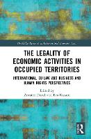 The Legality of Economic Activities ...