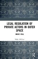Legal Regulation of Private Actors in...