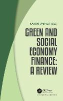 Green and Social Economy Finance: A...