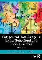 Categorical Data Analysis for the...