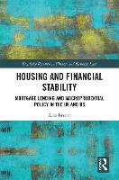 Housing and Financial Stability:...
