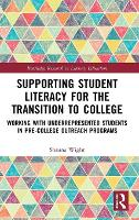 Supporting Student Literacy for the...
