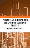 Private Law, Nudging and Behavioural...