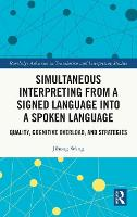 Simultaneous Interpreting from a...