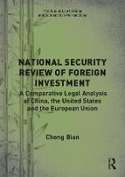 National Security Review of Foreign...