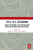 Title IV-E Education: Impact on...