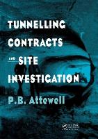 Tunnelling Contracts and Site...