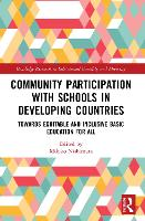 Community Participation with Schools...