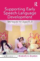 Supporting Early Speech-Language...